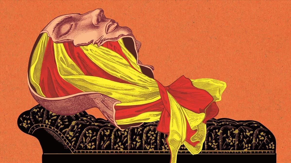 Catalunya en el diván