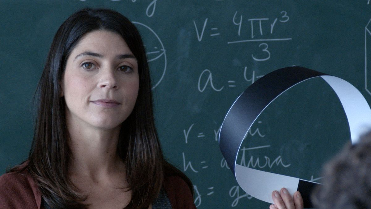 Aida Oset, en 'Moebius'.