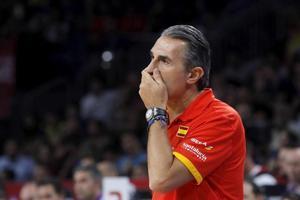 El seleccionador Sergio Scariolo, en una imagen de archivo