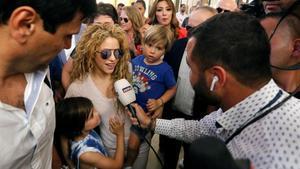 Desarticulada la banda que va robar a Piqué i Shakira