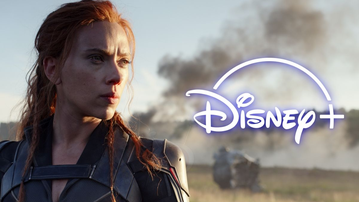 Escena de 'Viuda negra', uno de las novedades de Disney+ en octubre.