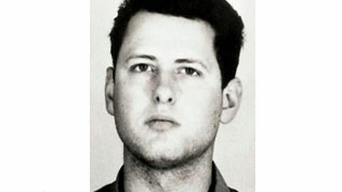 Retrato deCarlos García Juliá, autor de la matanza de Atocha en 1997 y prófugo de justicia española.