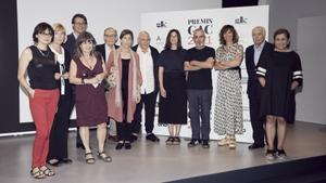La galeria etHall de l'Hospitalet triomfa als Premis GAC 2021