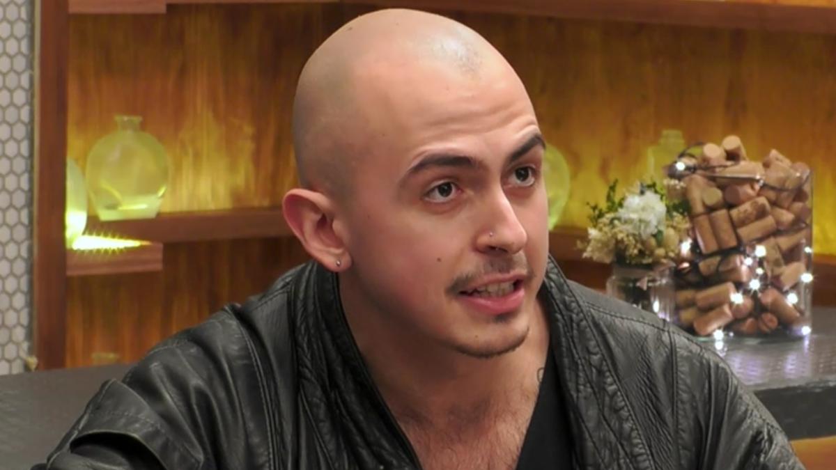 Víctor en 'First Dates'