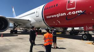 Norwegian anuncia 1.191 acomiadaments a les seves bases a Espanya