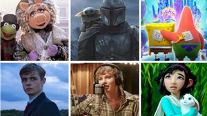 Algunas de las series y películas para disfrutar en familia estas navidades