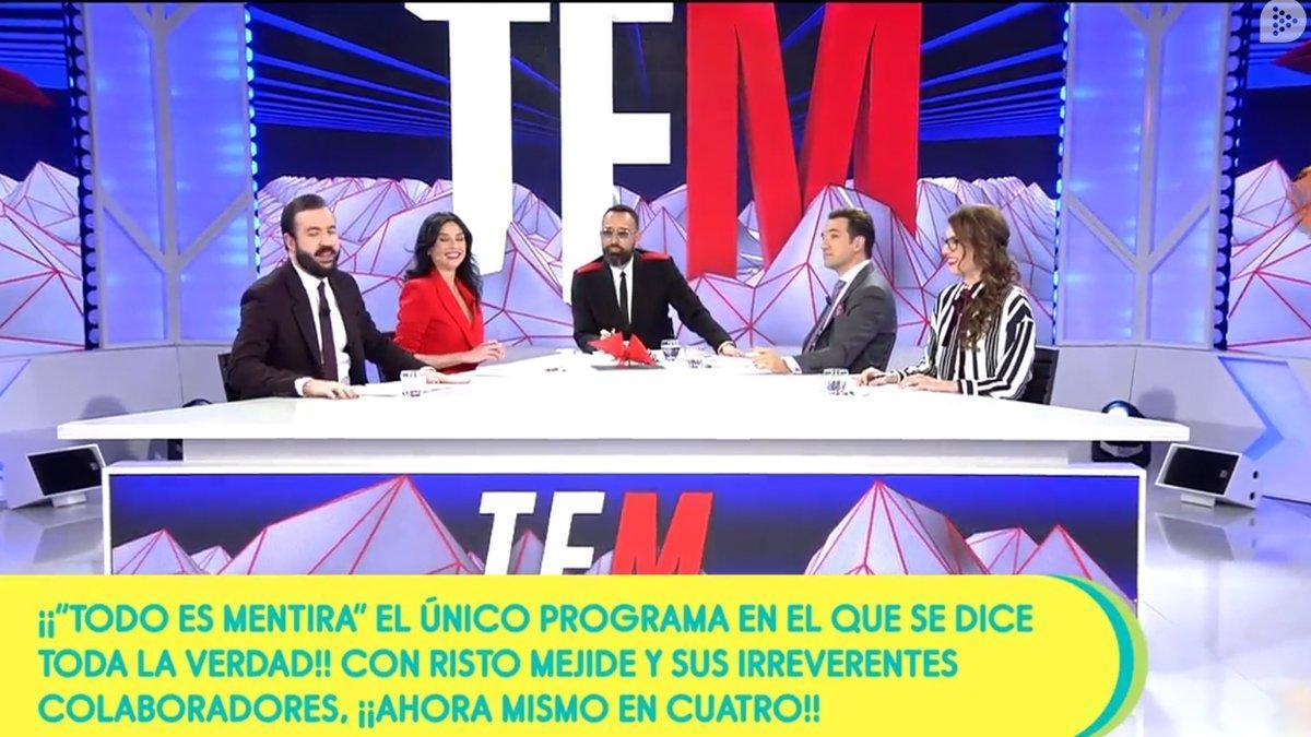 Mediaset intensifica la promoción de Cuatro en Telecinco..