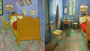 Dormir en la cama de Van Gogh