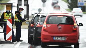 Brussel·les, en guàrdia pel tancament de fronteres d'Hongria