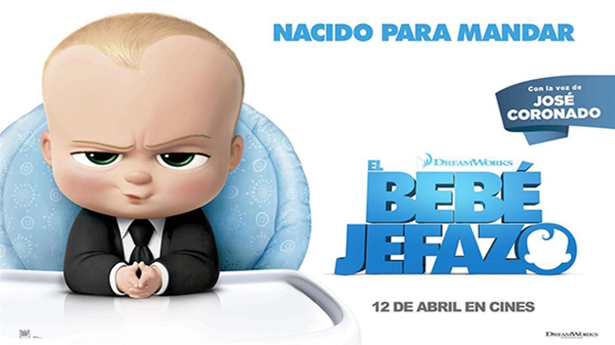Trailer en español de la película 'El bebé jefazo'
