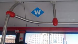 En la actualidad la conexión de wifi público está disponible en 380 autobuses de TMB, a partir de marzo estará disponible en los mil vehículos de la flota.