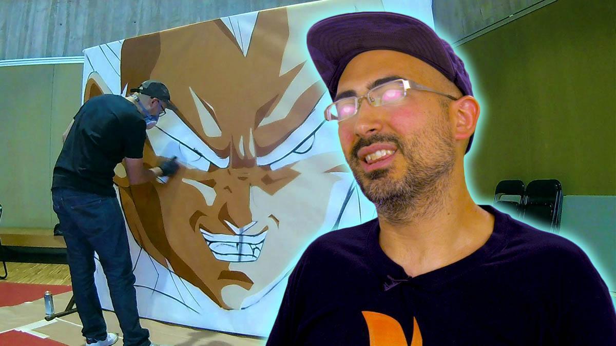 Se los quitan de las manos: meses de espera para conseguir uno de estos cuadros de Dragon Ball.