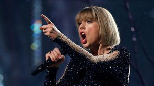 Taylor Swift es fa gran