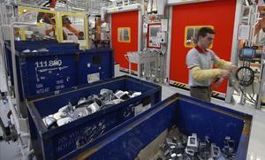 Seat anuncia el trasllat parcial a Madrid del magatzem de recanvis de Martorell