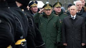 El Kremlin confirma una trobada dijous entre Putin i Erdogan sobre Idlib