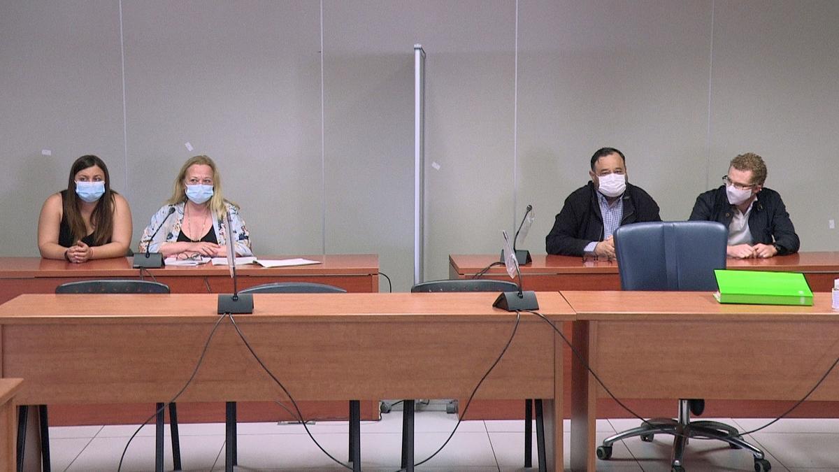 La madre de los niños asesinados en Godella sale de prisión y podrá cumplir el internamiento en un hospital