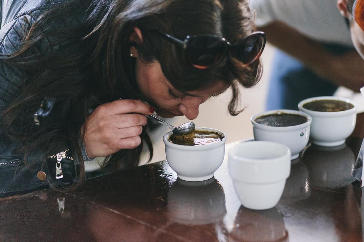 Este evento permite degustar una veintena de cafés diferentes.