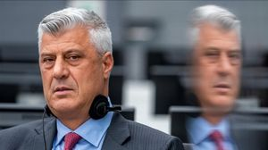 El exvicepresidente kosovarHashim Thaçi.