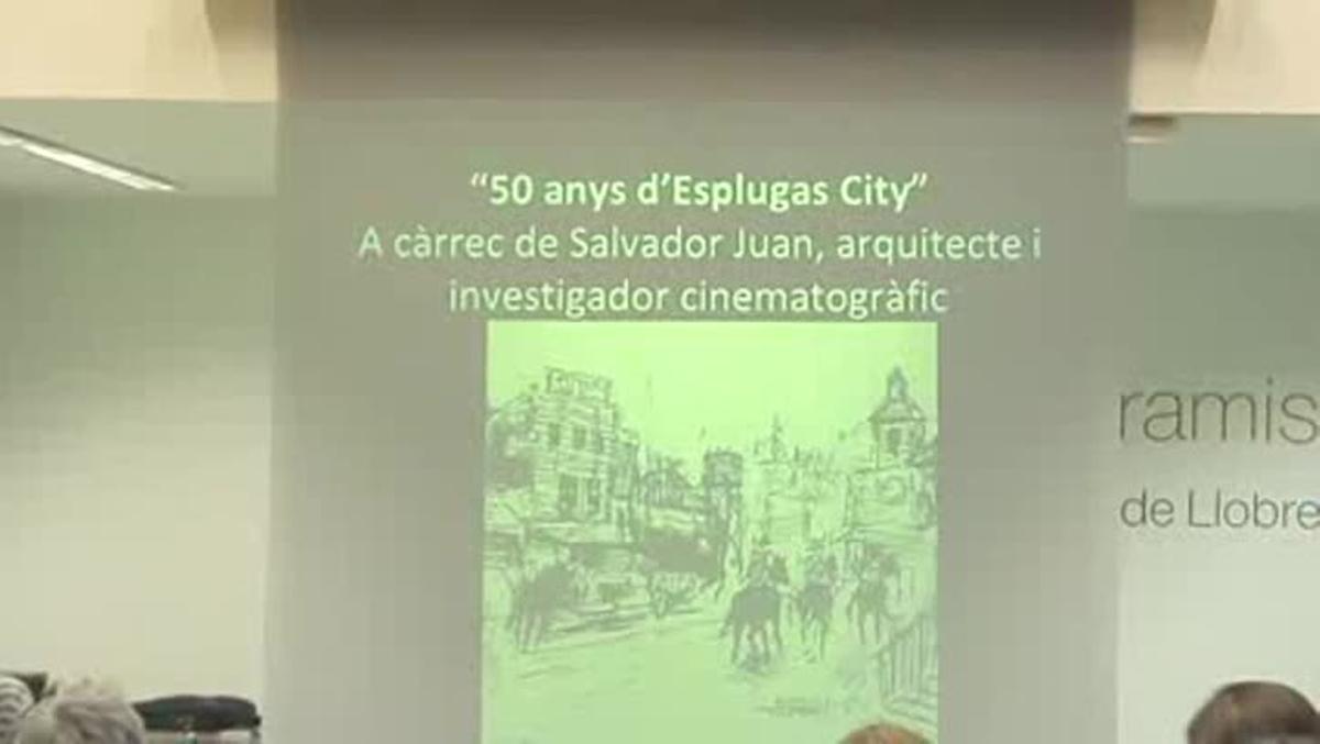 Salvador Juan inauguró los actos de conmemoración del 50 aniversario de Esplugas City