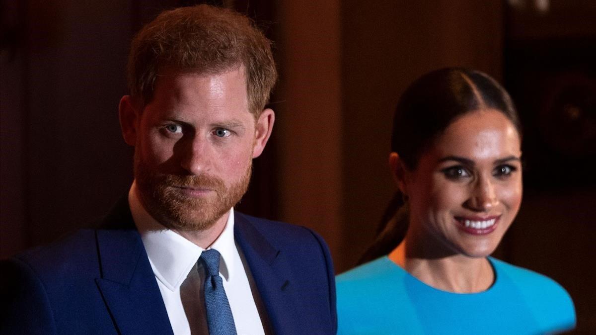 Una abogada india denuncia al príncipe Enrique por no casarse con ella