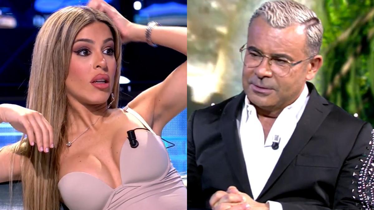 """Oriana se queja ante Jorge Javier: """"Supervivientes es algo más que Olga y Rocío Carrasco"""""""