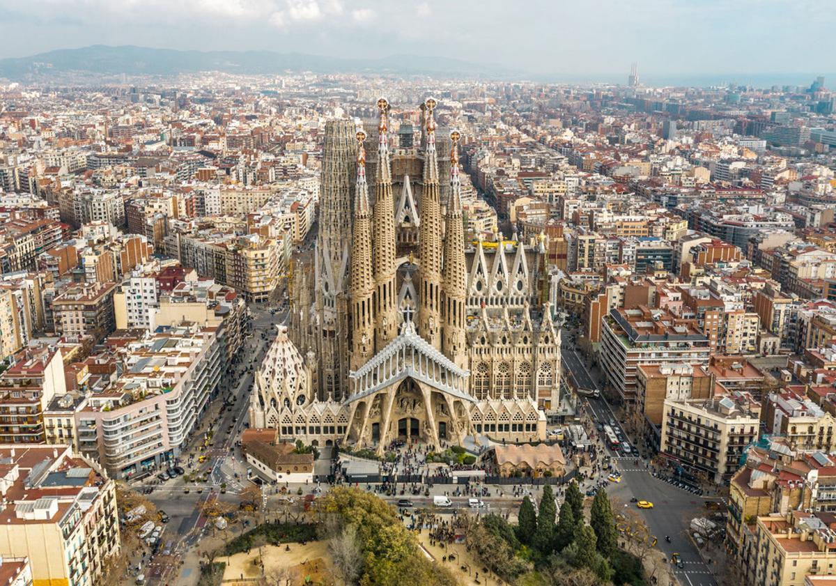 Obras arquitectónicas que son Patrimonio de la Humanidad en Barcelona