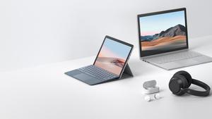 Nuevos dispositivos Microsoft.