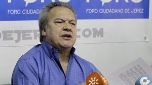 El exalcalde de Jerez de la Frontera Pedro Pacheco.