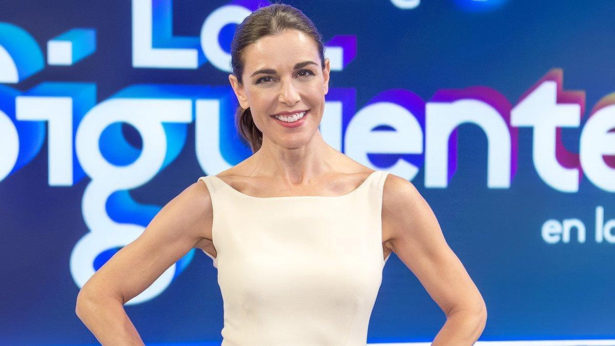 Raquel Sánchez Silva presenta 'Lo siguiente' en TVE.