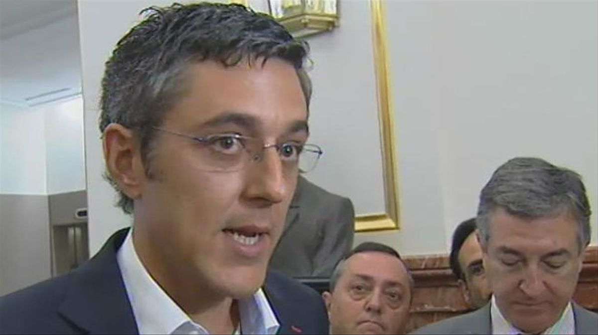 Madina valorará presentarse a liderar el PSOE solo si hay voto directo de los militantes