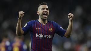Alba renova contracte amb el Barça fins al 2024