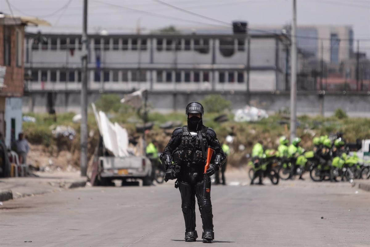 Investigan muertes en una cárcel colombiana en los motines de marzo