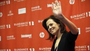 Sigourney Weaver, en una imagen del 2012, cuando presentó en Sundance 'Luces Rojas', de Rodrigo Cortés.