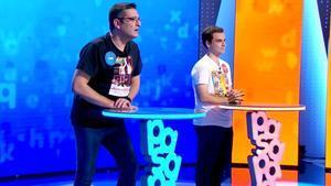 Finaliza el duelo de Luis y Pablo en 'Pasapalabra': uno de ellos dirá adiós al concurso