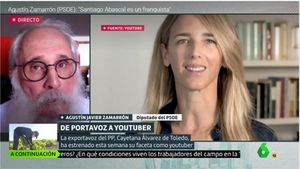Elogi de Zamarrón (PSOE) a Cayetana (PP)