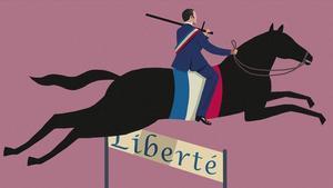 El 'gir autoritari' de Macron