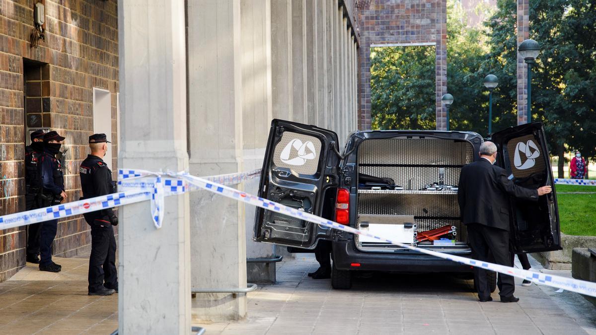 Una mujer asesinada en Vitoria por su pareja, que se ha suicidado