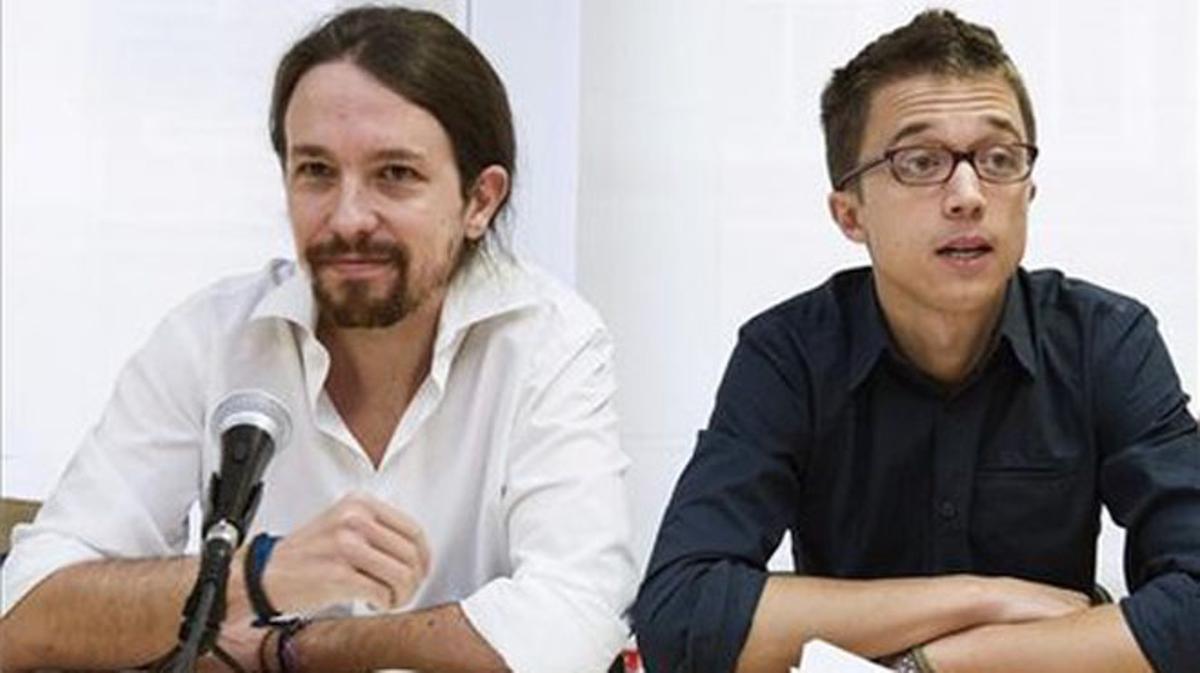Echenique, ha asegurado que no interpreta los votos como que Podemos esté dividido sino que hay diferencias de opiniones