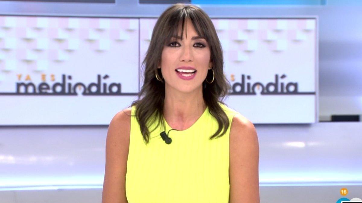 Patricia Pardo en 'Ya es mediodía'.