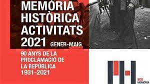 8ª edición del Programa de memoria histórica de Santa Coloma.