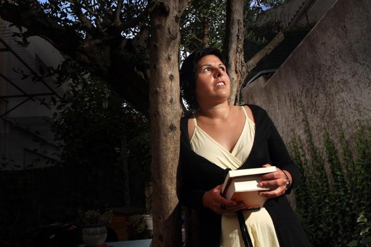 Cristina Montiel.