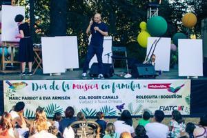 Dia de la Música en Família: petits festivalers