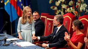 Els Princesa d'Astúries premien la lluita pel clima
