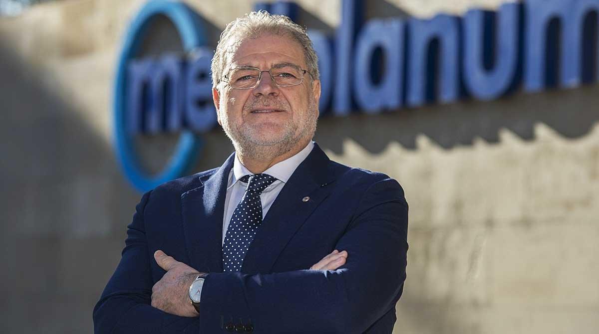 Miguel Tamarit, responsable de la red de Family Bankers, los asesores financieros de Banco Mediolanum, en Catalunya, Aragón e Islas (Baleares y Canarias).