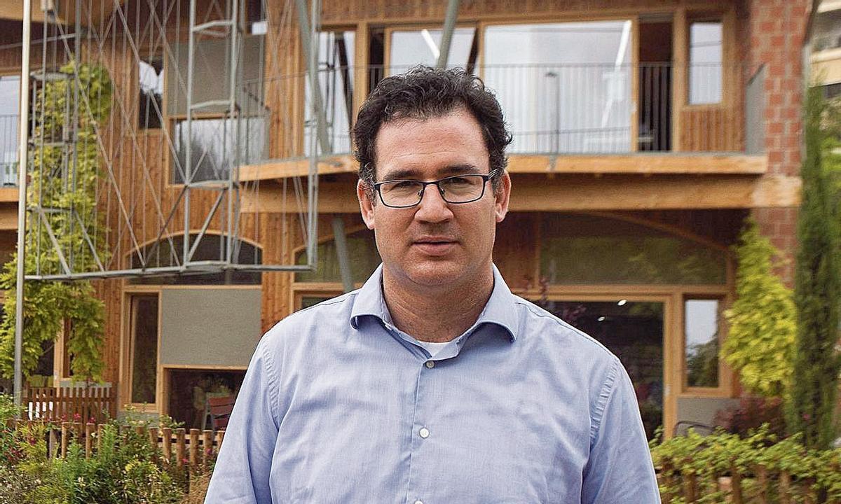 Iker Marcaide, fundador de Flywire.
