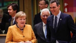 Merkel, Johnson o Sánchez: Així utilitzen les xarxes socials els líders polítics europeus