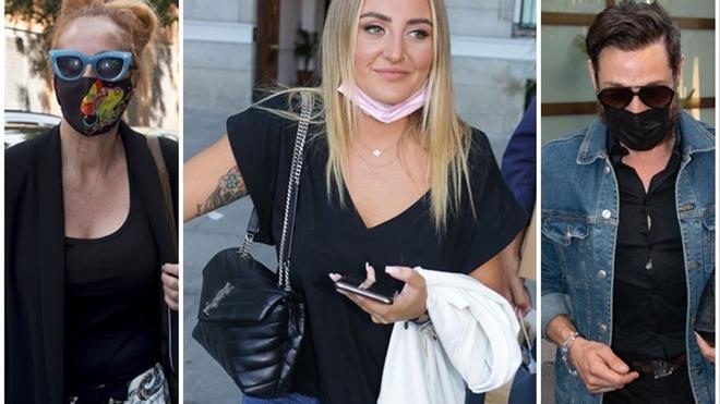 Rocío Carrasco, Rocío Flores y Antonio David se verán las caras en los juzgados
