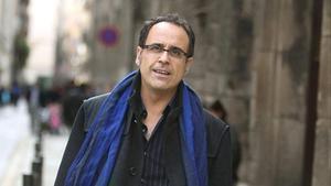 El escritor canario José Luis Correa.