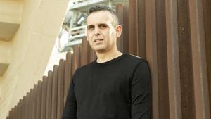Juan Manuel López, 'Juarma', autor de 'Al final siempre ganan los monstruos'.
