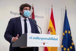 Cs trenca amb el PP a Múrcia i presenta amb el PSOE una moció de censura